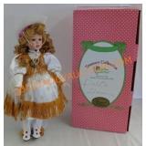 Treasury collection Delta Dawn cowgirl doll