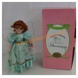 Treasury collection Butterfly Girl Doll
