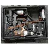 Cordless drill no charger untested