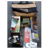 Bank bag and camping and more