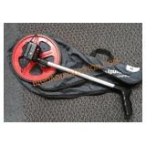 Napco handy wheel Measures in Feet & Inches