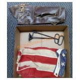 Flag, Hot Irons and more