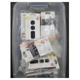 Cable clips (Tote Full)