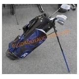 Golf clubs & bag Junior set
