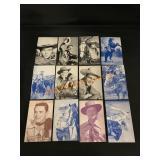 Vintage Movie Star Cards