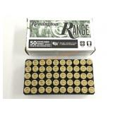 50rds-Remington Range 9mm Luger
