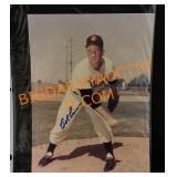 Bob Lemon Signed Photo
