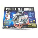 Visible V-8 Engine Model