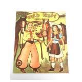 Wild West Doll Book