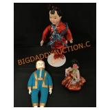 Dong Goong Traditional Dolls