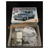 Classic Cruiser 37 Ford Sedan Model