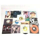 13- 45 RPM Records