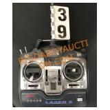 Hitec Laser Six R/C Controller