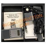Handheld Transceiver W/ Accessories