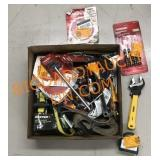 Tools, saw blades and more