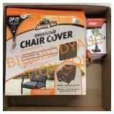 Chair cover and more