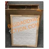 12ct -16 x 20 x 1 air filter