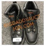 Harley Davidson size 12 work boots