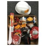Saw blade, work helmet and more