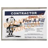 Flexa Field asphalt crack sealant
