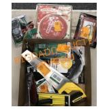 Saw Blades, electrical tools and more