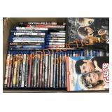 Blu-Rays & DVDs