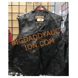 Size 3X genuine Hog leather vest