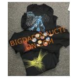 4-Multiple size shirts