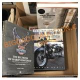 Motorcycle books