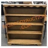 "Bookshelf 42"" x 50"" x 10"""