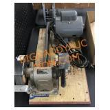 Bench Electric grinder