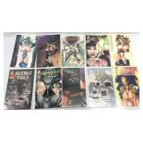 Assorted comics adult lot of 10