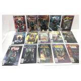 Assorted comics DC Futures End lot Of 15