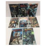 Assorted comics DC lot of 8 The New 52