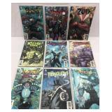Assorted comics DC lot The New 52