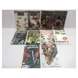 Assorted comics DC Lot of 10