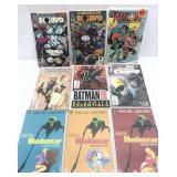 Assorted comics DC lot of 9