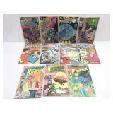 Assorted comics lot of 11 Superman