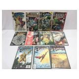 Assorted comics lot of 11 DC Superman