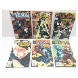 Marvel VENOM lot of 6