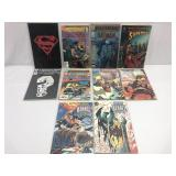 Assorted comics lot of 10 DC