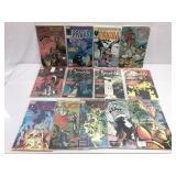 Assorted comics lot of 13 Dracula