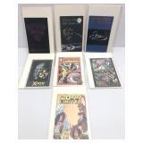 Assorted mini comics lot of 7