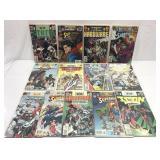 Assorted comics lot of 13