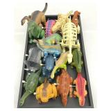 Vintage Wind-up Dinosaur Toys