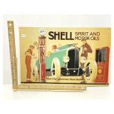Shell Motor Oil Sign Reproduction
