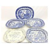 Antique & Vintage Serving Platters
