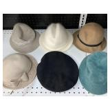 Assorted Ladies Hats