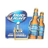 Bud Light Super Bowl XlIX Sign
