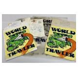 1980s K-Studio T-Shirt Stencils & Sample-World